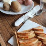 saucisson patate
